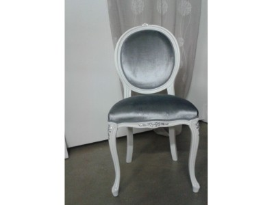 109S CHAIR BRIANZOLA OVAL TALL