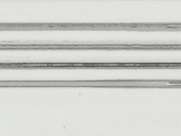 P3 Bianco opaco con patina grigia